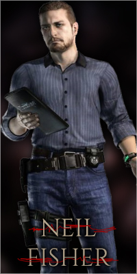 Resident Evil Revelations 2 Neil Fisher