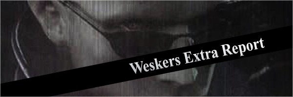 Weskers Extra Report